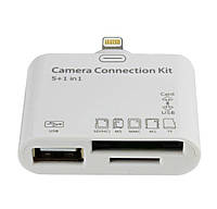 Connection Kit картридер для iPad 4  iPad mini / iPhone5