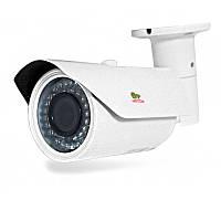 1.3 Mp AHD видеокамера наружного применения Partizan COD-VF4HQ  HD v5.0