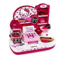 Игровой кассовый аппарат Hello Kitty Smoby 24085