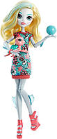 Кукла Лагуна Блю с черепашкой / Monster High Lagoona Blue Doll with Turtle