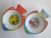Тарелка детская, фото 1