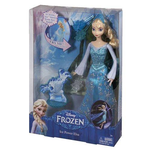 Кукла Эльза Дисней Disney Frozen Ice Power Elsa Doll