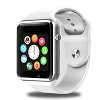Умные часы Smart watch A1 white