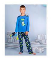 """Пижама для мальчика  ТМ """"Ellen"""" рост 128,134,140"""