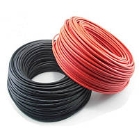 Сонячний кабель Solar cable 4 mm2, чорний