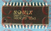 Микроконтроллер Sonix SN8P2714S SOP28