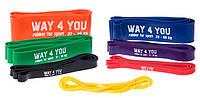 Резиновые петли Way4You и Эспандеры для ног Mini Bands