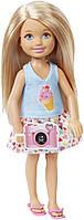 """Кукла Челси с камерой серии """"Барби и ее сестры: большое приключение щенков"""" / Barbie Great Puppy Adventure Che"""