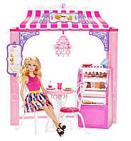 Набор кукла Барби и кафе Малибу / с Barbie Life in the Dreamhouse Malibu Ave Bakery and Doll Playset