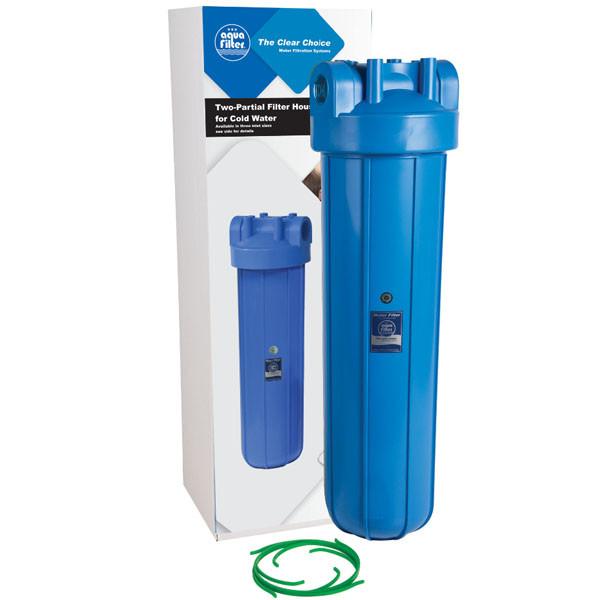 Фильтр  для холодной воды 20 дюймов  Big Blue Aquafilter FH20B64_L