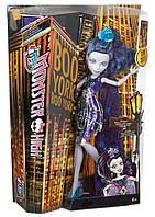 Кукла Монстер Хай Элль Иди из серии Бу Йорк, Monster High Boo York Gala Ghoulfriends Elle Eedee