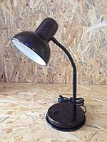 Настольная лампа  050   коричневая