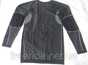 Спортивная термо кофта CMP (XL) 52 с элементами компрессии, фото 3