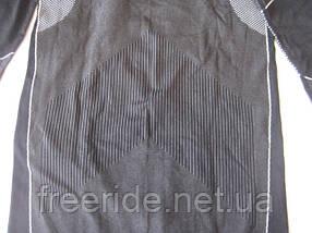 Спортивная термо кофта CMP (XL) 52 с элементами компрессии, фото 2