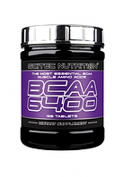 Scitec Nutrition BCAA 6400 125t
