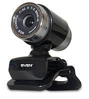 Веб-камера SVEN IC-720 с микрофоном