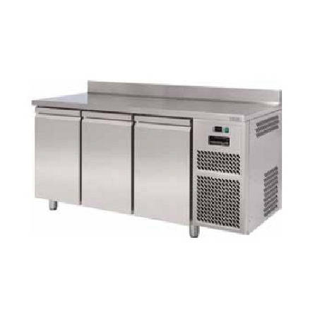 Стол холодильный c бортом ECT703AL Freezerline (Италия), фото 2