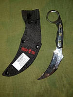 Нож нескладной Grand Way 2534 MP, фото 1