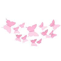 Интерьерные наклейки Бабочки 3D