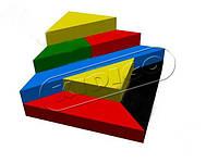Набор игровой из мягких модулей KIDIGO Треуголка