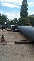 Приемка оборудования в монтаж при строительстве промышленных дымовых и вентиляционных труб, нефтебаз, складски