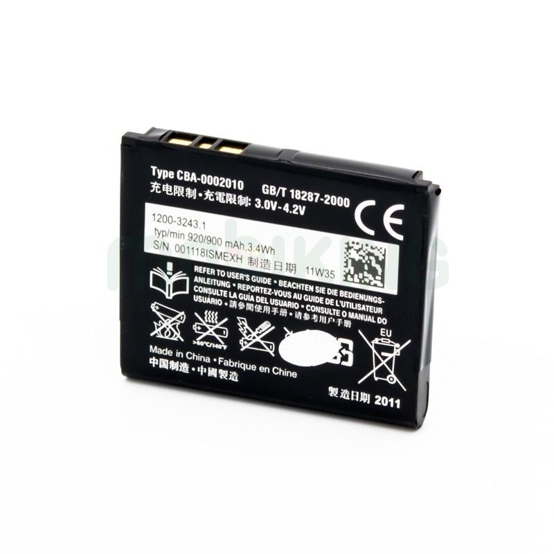 Оригинальная батарея Sony Ericsson BST-39 для мобильного телефона, аккумулятор.