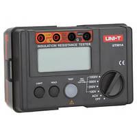 Мегаомметр (тестер сопротивления изоляции) UNI-T UT501A