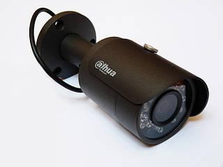 IP видеокамера Dahua DH-IPC-HFW1120S (gray)
