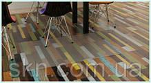 Защитный коврик Николь 2мм 1*1м гладкий, фото 3