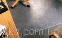 Защитный коврик Николь 2мм 1*1,5м , рифленый, полупрозрачный