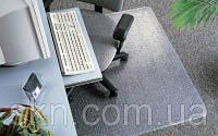 Защитный коврик Николь 2мм 1*2м , рифленый,полупрозрачный