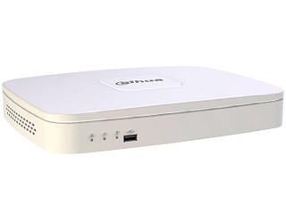 4-канальный сетевой видеорегистратор Dahua DH-NVR3104