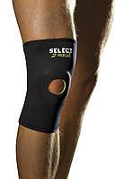 Наколенник SELECT Open patella knee support 6201