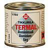 Краска термостойкая силиконоалюминиевая Тиккурила Термал, 0.33л