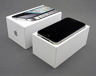 Смартфон Apple iPhone 4s Black 16 32GB Оригинал Neverlock.Подарки!