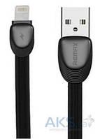 USB кабель REMAX Shell RC-040i Lightning Black