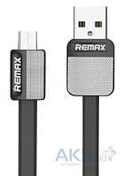 Кабель USB Remax Platinum micro USB Black (RC-044m)
