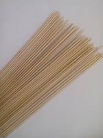 Палочки бамбуковые длинна 30см(код 02313)
