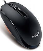 Компьютерная мышка Genius DX-130 USB (31010117100) Black, фото 1