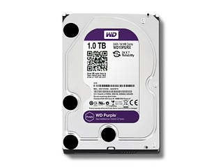 Жесткий диск WD Purple 1TB WD10PURX