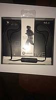 Наушники безпроводные Bluetooth headset BT-1 black