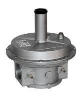 Регулятор давления газа RG/2MBZ, 6 bar (выход 150÷350 mbar) DN40, муфтовое соед., MADAS (Италия)