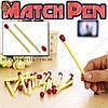 """Ручка-спичка - """"Match Pen"""" - 10 шт."""