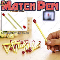 "Ручка-спичка - ""Match Pen"" - 10 шт. , фото 1"