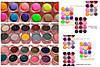 Набор цветных гелей Сanni 36 цветов матовые и перламутровые