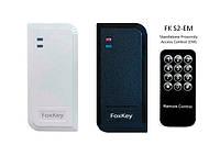 Контроллер со встроенным считывателем FoxKey FK S2-EM