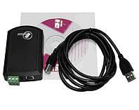 Сетевой конвертор интерфейсов USB – RS485