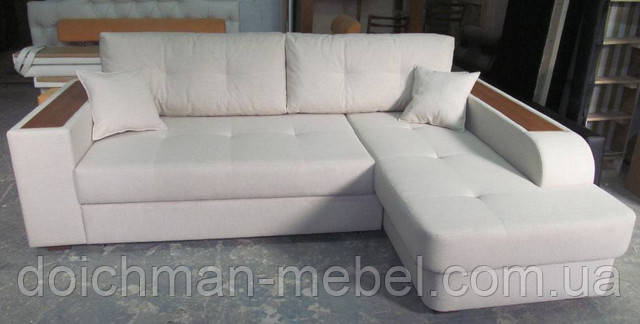 Кутовий диван розкладний на замовлення виробництво в Україні