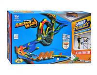 Настенный трек Metr+ ML-32461: машинка, трамплины, трассы, 59х36х7,5 см
