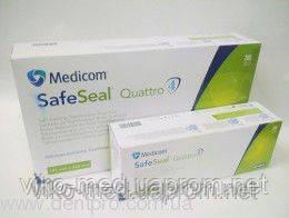 Упаковка (пакет)  для стерилизации медицинских инструментов Medicom® 57х102 мм,200 шт - ООО «Вико-Мед» в Киеве